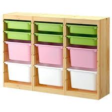 ikea toy organizer bins trofast toy storage series boxes lids