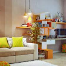 kids bedroom design for kids with attractie study corner and comfy