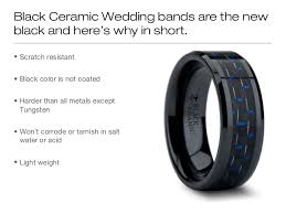 non metal wedding bands insiders guide to choosing your wedding band
