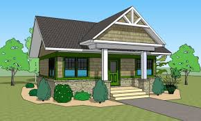 one floor house plans with front porch small one story house