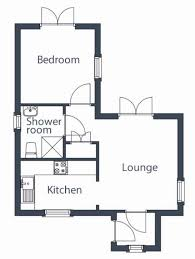 Guest House Floor Plans 500 Sq Ft | one bedroom tiny house floor plans under 500 sq ft for retirement