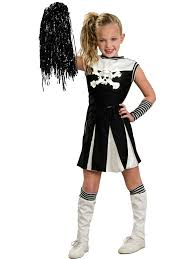 halloween costume spirit bad spirit child costume cheerleader girls costumes