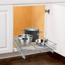 Under Cabinet Pull Out Shelf by Pull Out Cabinet Organizers