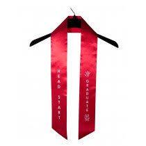 Red Sash Honor Stoles U0026 Graduation Sashes Graduationsource