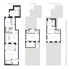 Triplex House Plans The Lancasters Four Bedroom Triplex Apartments