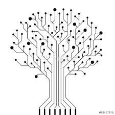 circuit board tree tree of knowledge concepts tree
