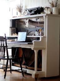 home interior items repurposed pianos are worthy home décor items for minimalists