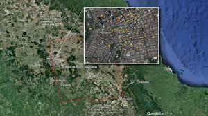 Navy Map Program Nasa Produced Damage Maps May Aid Mexico Quake Response Nasa