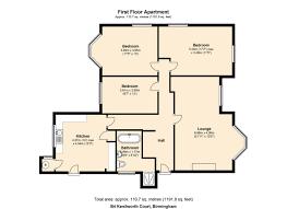 martin u0026 co birmingham harborne 3 bedroom apartment for sale in