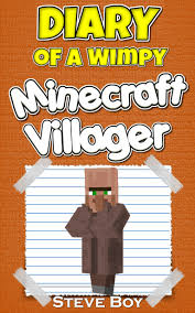 buy minecraft diary of a wimpy minecraft villager an unofficial