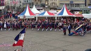 Flag Corps Bonner Stadtsoldaten Corps V 1872 E V Youtube