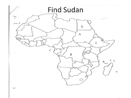 africa map review africa map review time j k find d a c b ppt