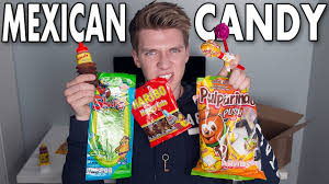 Where To Find Mexican Candy Tasting Mexican Candy Collins Key Youtube
