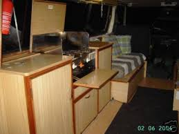 Camper Interiors Camper Van Conversion Example Layouts Campervan Life