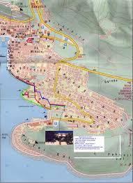 Map A Walking Route by Hvar Apartments Island Hvar Accomodation U2013 How To Reach Us