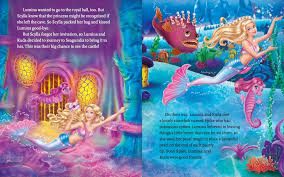 image barbie pearl princess storybook 05 jpg barbie movies