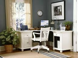 office desk furniture elegant office room design with white