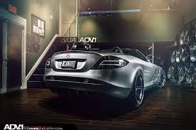 mercedes benz silver lightning interior mercedes benz slr mclaren adv5 track spec cs