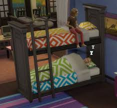How Much Are Bunk Beds Mod The Sims Functional Bunk Bed Fixed April 2015