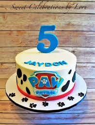paw patrol birthday cake cakecentral
