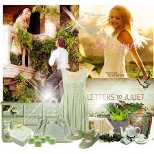 letters to juliet polyvore