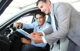 test drive tech in auto wust car