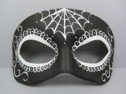Day Of The Dead Mask Day Of The Dead Mask By Mummerscat On Deviantart