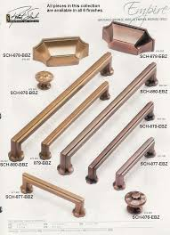 schaub cabinet pulls and knobs schaub empire cabinet drawer pulls eclectic ware