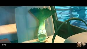 Leek Meme - ah there s a leak in the boat cloudy and the chance of meatballs 2