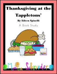 thanksgiving at the tappletons a book study by the schroeder page
