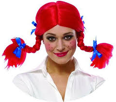 halloween costume wigs amazon com wendys wig braided clothing