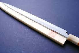 yoshihiro honyaki white steel yanagi sushi sashimi japanese knife