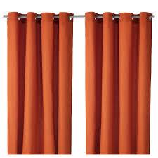 curtains orange curtains ikea decor blinds windows u0026 curtains