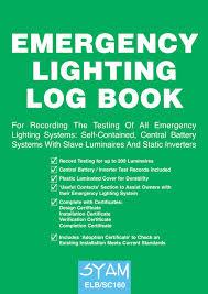 fire alarm log book amazon co uk syam books
