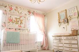 Shabby Chic Style Wallpaper by 10 Shabby Chic Nursery Design Ideas