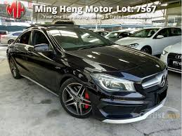 mercedes cla45 amg for sale search 23 mercedes cla45 amg used cars for sale in malaysia