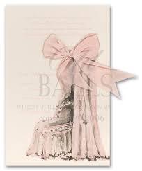 vintage baby shower invitations bassinet pink baby shower invitations myexpression 10378