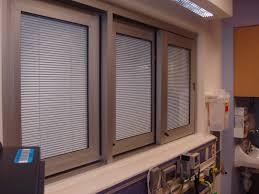 store front glass doors between glass blinds doors u0026 windows with blinds between the