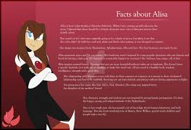 facts about alisa by zavraan on deviantart