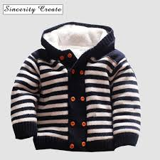 fleece jumper pattern toddler baby cardigan winter warm thick clothes fleece knitted sweater