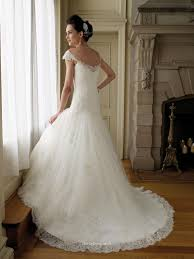 Vintage Lace Wedding Dresses With Sleevescherry Marry Cherry Marry Capped Sleeve Wedding Dress Wedding Dress With Cap Sleeves