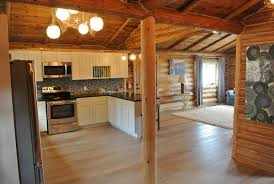 log home interior design west coast restoration