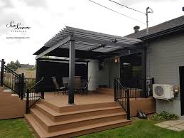 Louvered Patio Roof Pergola Design Fabulous Louvered Trellis Outdoor Roofing Options
