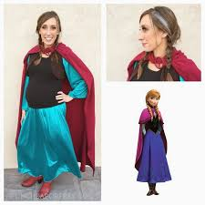 frozen costumes diy frozen costume no sew costumes for the whole family