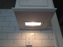 How To Install Under Cabinet Lighting by How To Allow For Under Cabinet Lighting With The 32mm System