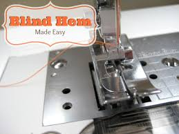 How To Do Blind Hem Stitch By Hand Blind Hem Stitch Made Easy The Sewing Loft