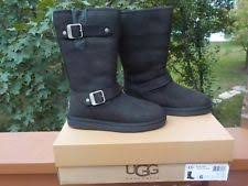 s sutter ugg boots toast ugg australia leather buckle boots for ebay