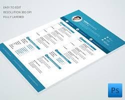 professional resume template u2013 52 free samples examples format