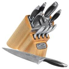 chicago cutlery kitchen knives cheap chicago cutlery landmark 12 knife set with block for