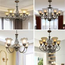 Antique Iron Chandeliers Compare Prices On Antique Dining Room Chandeliers Online Shopping